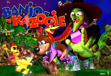 BANJO-KAZOOIE - When was the game first released?