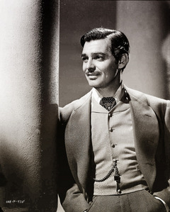 How old was Clark Gable when he made Gone With The Wind?