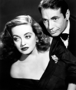 How old was Bette Davis when she made All about Eve?