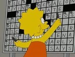 In chapter 20x06, who made Lisa changes her last name by  Marge´s last name ´´Bouvier´´?