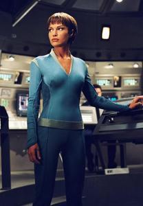 How old was Jolene Blalock when she made Star Trek: Enterprise?