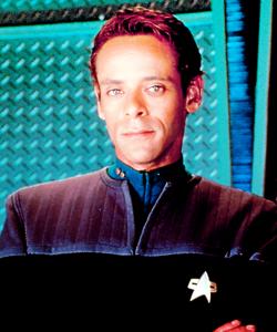 How old was Alexander Siddig when he made Star Trek: Deep Space Nine?