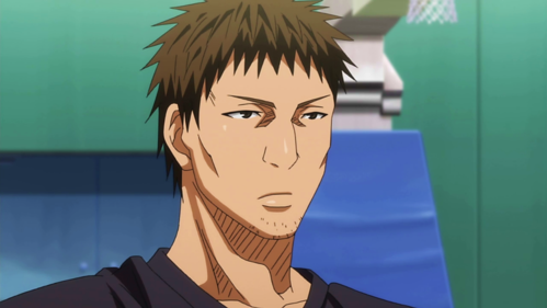 Tsutomu Iwamura is Voiced by:____________.