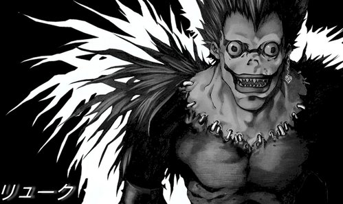 Which character was Ryuk never attached to?