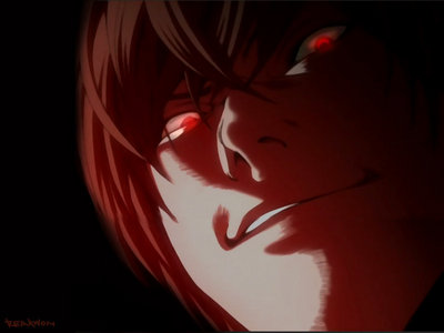 Who voiced Light in the Italian dubbed version of Death Note?