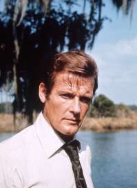 """""""A View To Kill"""" was Roger Moore's last appearance as James Bond, 007"""