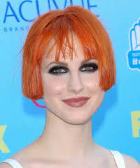 Does Hayley look funny in these pics?