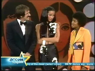 """Alongside his brothers, Michael made an appearance on """"The Sonny And Cher Comedy Hour"""" back in 1972"""