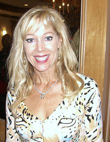 "Lynn-Holly Johnson co-starred with Bette Davis in the 1980 Disney film, ""The Watcher In The Woods"""