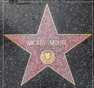 Mickey Mouse's Hollywood Walk of Fame. What calle ?