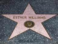Esther Williams' s Hollywood Walk of Fame. What street ?