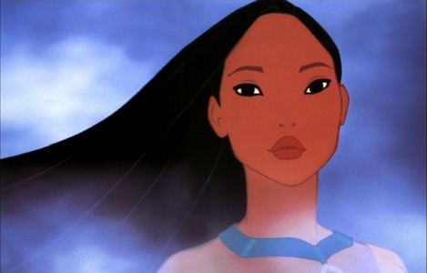 What does Pocahontas mean?