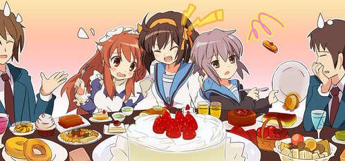 When is Haruhi Suzumiya's Birthday?