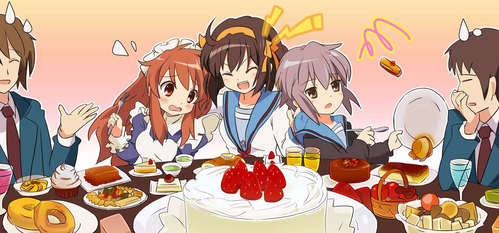 When is Haruhi Suzumiya's Birthday?
