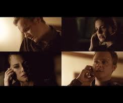 True or False: John and Isobel are Elena's biological parents.