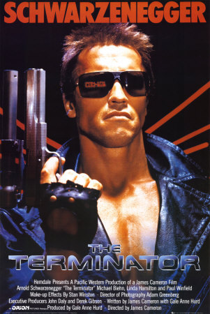 What year was The Terminator released?