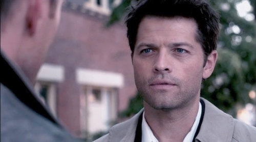 What's the name of Castiel's vessel?