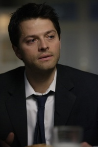 Who is this? (Hint: it's not Castiel)