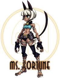 Who killed the fishbone gang & chopped up Ms. Fortune