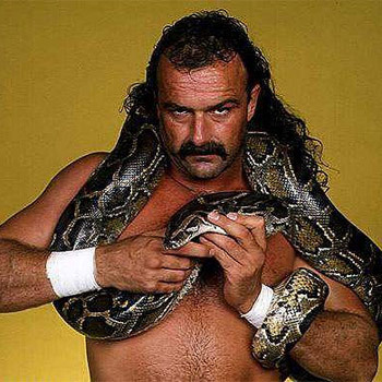 "Who's Jake ""The Snake"" Roberts half-sister?"