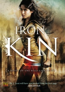"Who is the author of ""Iron Kin""?"