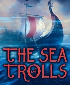 "Who is the penulis of ""The Sea of Trolls""?"
