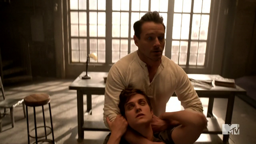 What reason Peter was using Isaac for in this scene