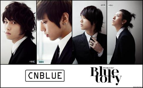 What are C.N. Blue fans called?