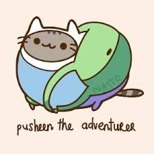 Pusheen has a husband.