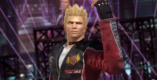 Which 'Virtua Fighter' game Jacky first appeared in?