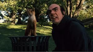 What is Gargamel's cat called?