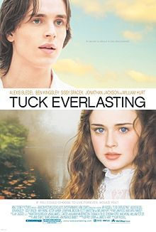 Elisabeth was the narrator of the Дисней movie 'Tuck Everlasting'