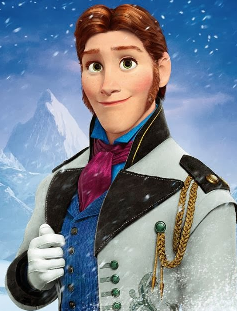 Where is Prince Hans from?