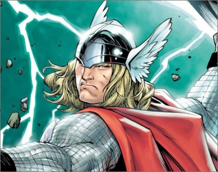 MARVEL COMICS - What is Thor's full name?