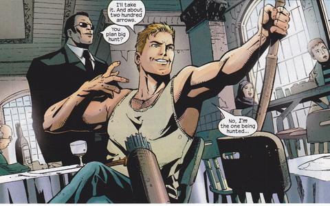 MARVEL COMICS - What is Hawkeye's full name?