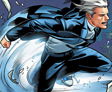 MARVEL COMICS - What is Quicksilver's real name?