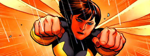 MARVEL COMICS - What is Wasp's real name?