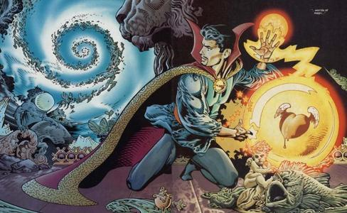 MARVEL COMICS - What is Doctor Strange's full name?