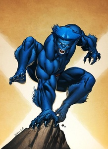 MARVEL COMICS - What is Beast's full name?