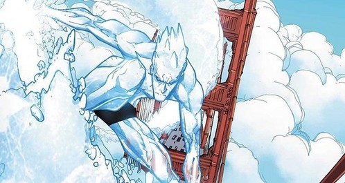 MARVEL COMICS - What is Iceman's full name?