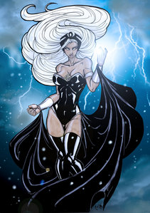 MARVEL COMICS - What is Storm's real name?