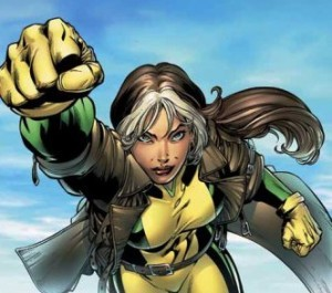 MARVEL COMICS - What is Rogue's real name?