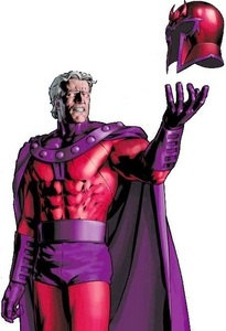 MARVEL COMICS - What is Magneto's REAL name?