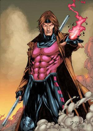 MARVEL COMICS - What is Gambit's full name?