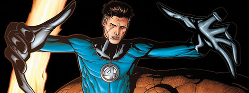 MARVEL COMICS - What is Mr Fantastic's real name?