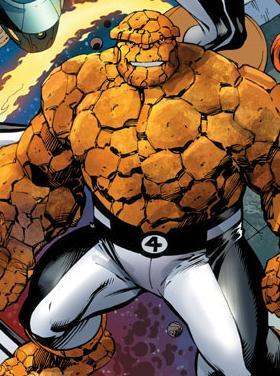 MARVEL COMICS - What is Thing's full name?