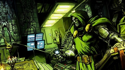 MARVEL COMICS - What is Doctor Doom's full name?