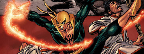 MARVEL COMICS - What is Iron Fist's full name?