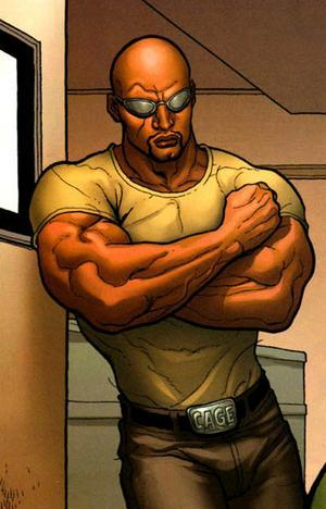 MARVEL COMICS - What is Luke Cage's real name (now)?