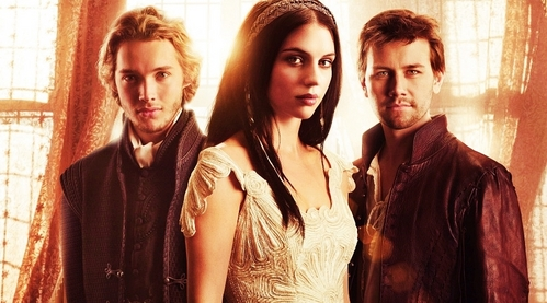 Which pairing does Adelaide Kane [Mary] ship?